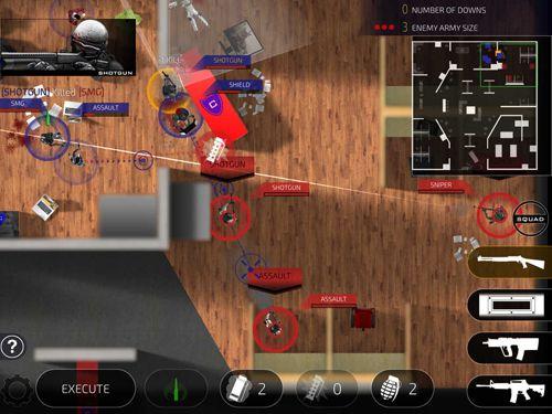 Screenshot Spezielle Taktiken: Online auf dem iPhone