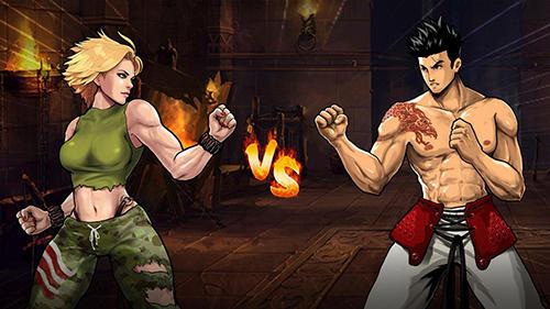 Mortal battle: Street fighter Screenshot