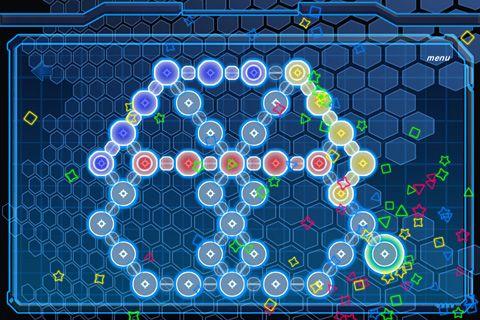 Neon Snake für iPhone