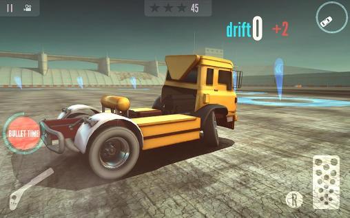 Drift zone: Trucks auf Deutsch
