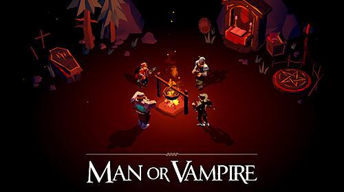Скриншот Man or vampire на андроид