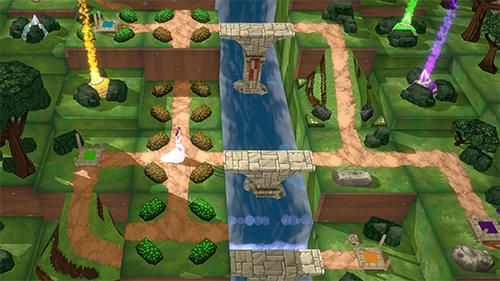 Roterra: Flip the fairytale screenshot 1
