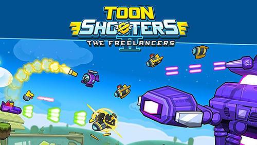 Toon shooters 2: The freelancers Screenshot