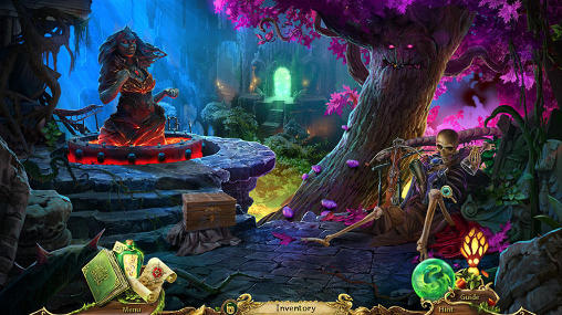 Aventure Grim legends 2: Song of the dark swan pour smartphone