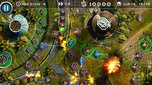 de stratégie Tower defense zone 2 pour smartphone