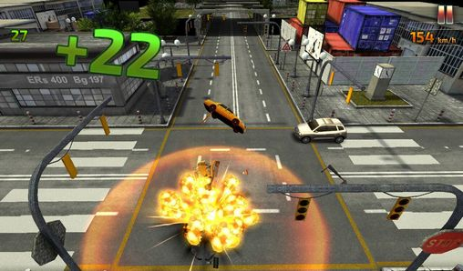 Grand prix traffic city racer para Android