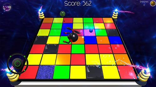 Arcade-Spiele Globalls für das Smartphone
