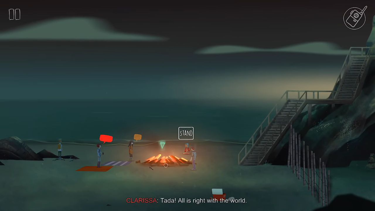 OXENFREE capture d'écran 3
