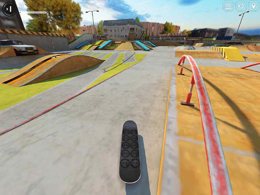 Touchgrind skate 2 screenshot 3
