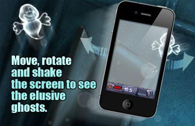 Jogos de arcade: faça o download de Busca de fantasma! para o seu telefone