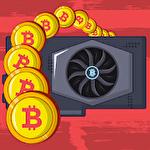 Bitcoin mining Symbol