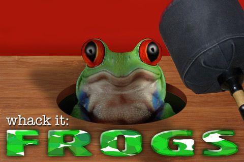 logo Schlag den Frosch