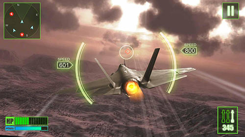 Frontline warplanes для Android