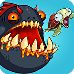 Eatme.io: Hungry fish fun game icono