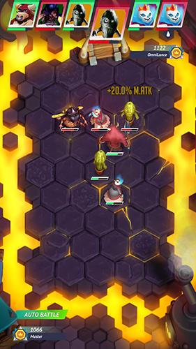 Arena brawls für Android