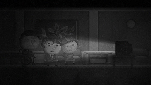 Distraint: Pocket pixel horror for iPhone for free