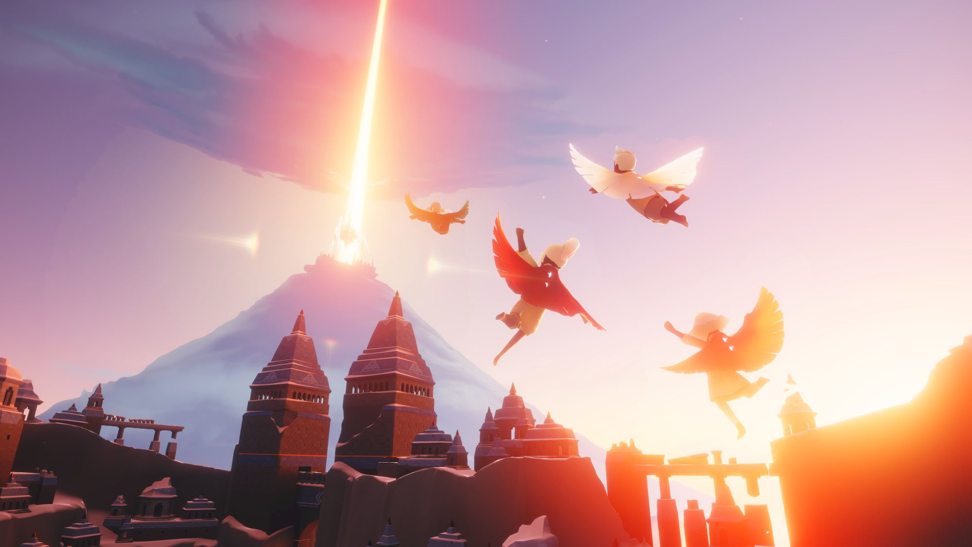 Sky: Children of the Light capture d'écran 1