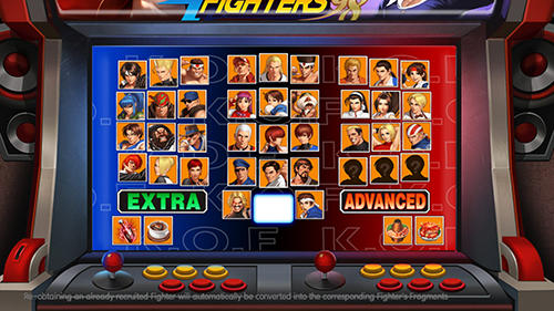 RPG-Spiele The king of fighters 98: Ultimate match online für das Smartphone