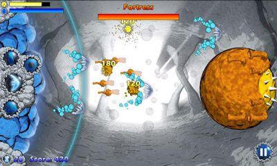 Micro Wars HD captura de pantalla 1