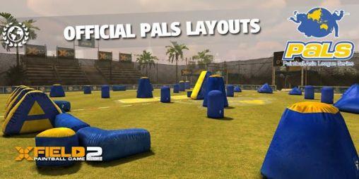 XField paintball 2 Multiplayer screenshot 1