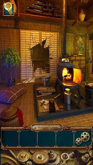 скріншот Ghost house escape