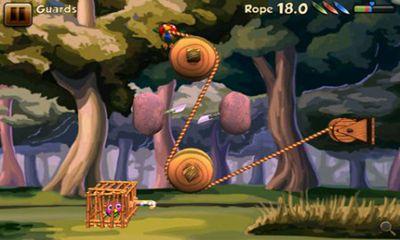 Juegos de física Rope Rescue en español