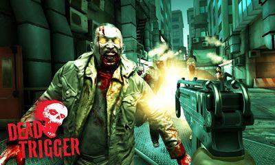 Dead Trigger capture d'écran 1