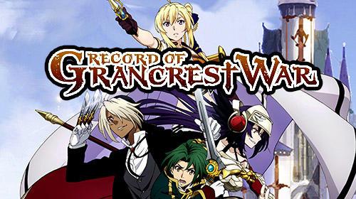 logo Guerra de Gran Crest: Conflicto del Cuarteto