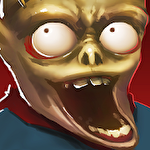 Zombie cans icon