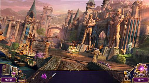 Abenteuer-Spiele The secret order 3: Ancient times für das Smartphone