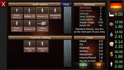 Global conquests captura de pantalla 1
