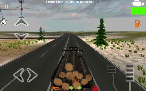 Android用 トラック・シミュレーター2014