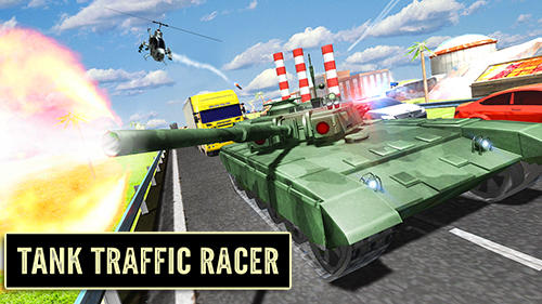 Tank traffic racer captura de tela 1