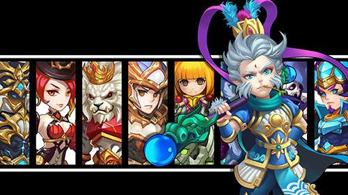 RPG-Spiele Tales of dragoon für das Smartphone