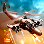 Heli invasion 2: Stop helicopter with rocket іконка