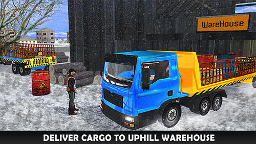 Uphill extreme truck driver 3D für Android