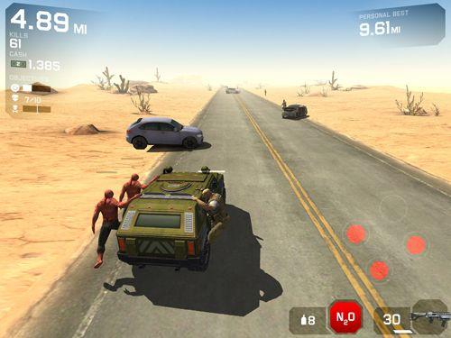 Shooter Zombie Autobahn 2 auf Deutsch
