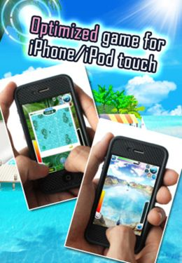 Simulation games: download Extreme Fishing to your phone