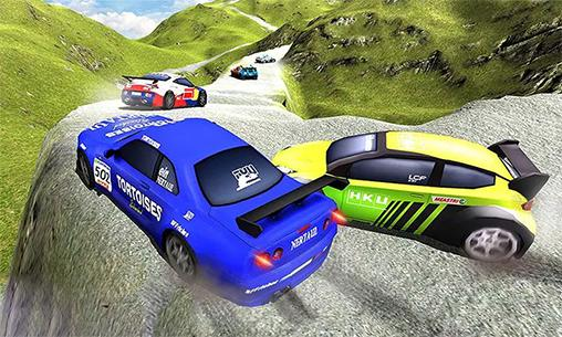 Offroad hill racing car driver скріншот 3