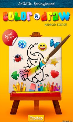 Color & Draw For Kids Screenshot