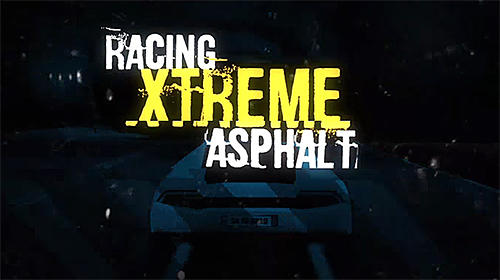 Extreme asphalt: Car racing screenshot 1