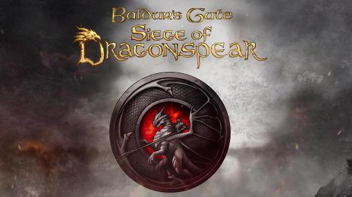 Baldur's gate: Siege of Dragonspear capture d'écran 1