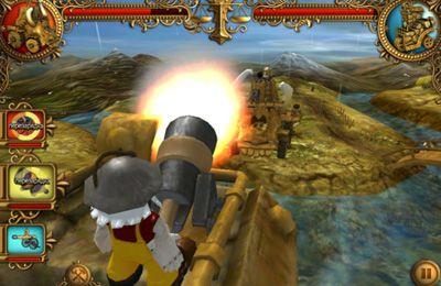 Скриншот Взрывчатое Нашествие на Айфон