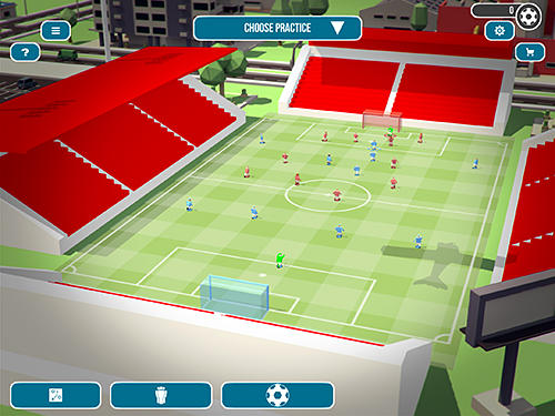 Footy ball tournament 2018 für Android