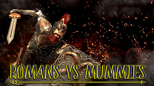 Romans vs mummies: Ultimate epic battle screenshot 1