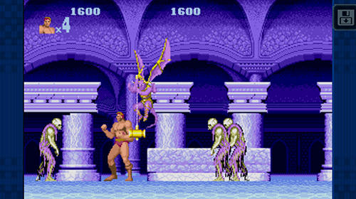 Altered beast para Android