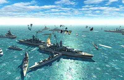 Krieg der Schlachtschiffe auf Deutsch