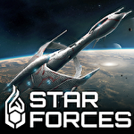 Star forces: Space shooter Symbol