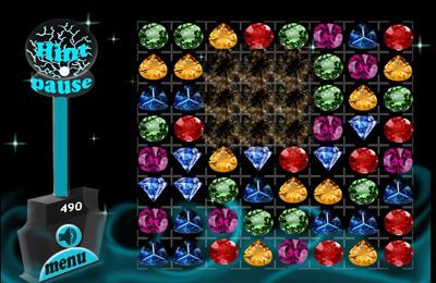 Diamantenexplosion für iPhone