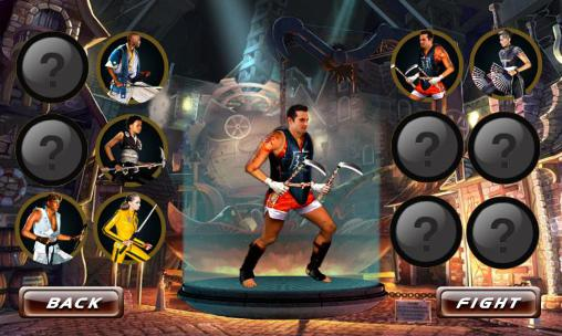 King of combat: Ninja fighting pour Android